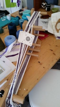 Inkle loom Icarus Looms