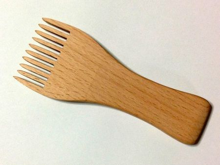 Πιρούνα ταπισερί ξύλινη
