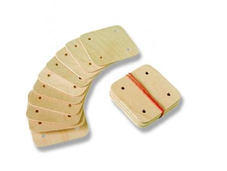 Ξύλινες κάρτες